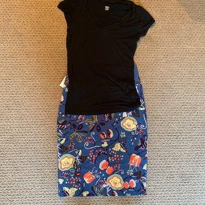 COPY - LulaRoe Cassie Skirt NWT